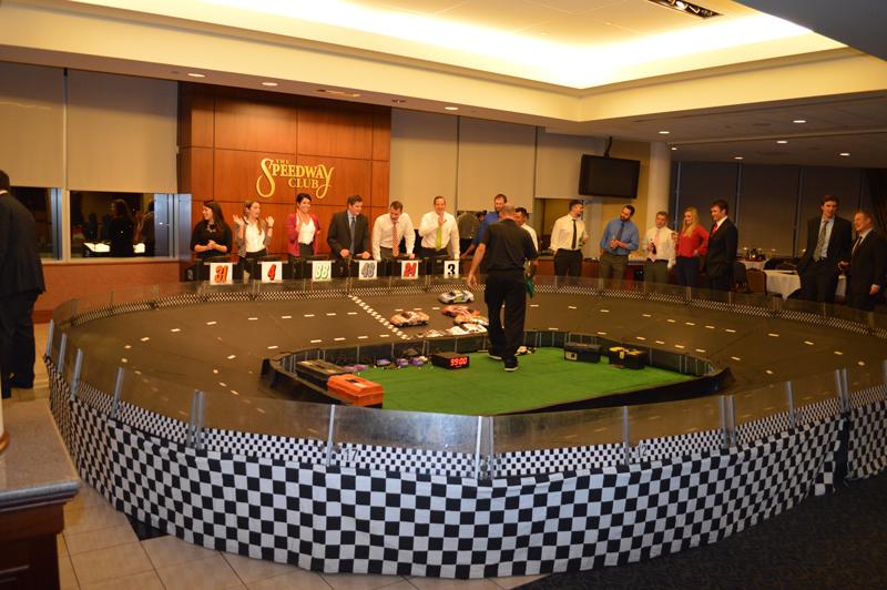 6 Car Race Track