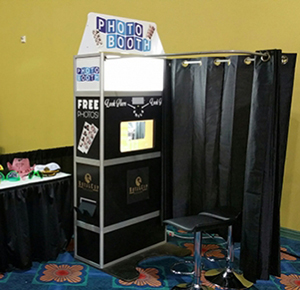 Custom Party Packages in Lynchburg VA - ThunderDome Entertainment - Photo_Booth